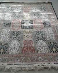 فرش طرح ابریشم